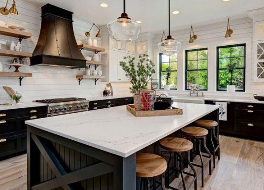 Mutfaklarda yeni trend mutfak adası